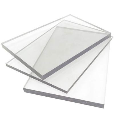 Поликарбонат монолитный ПК 3мм 2,05х3,05 прозрачный